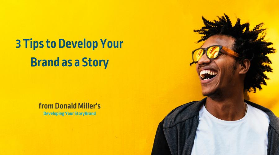 develop story brand